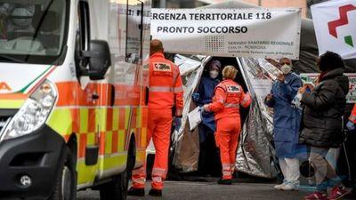 Italia alcanza los 10.000 muertos por coronavirus (covid-19)