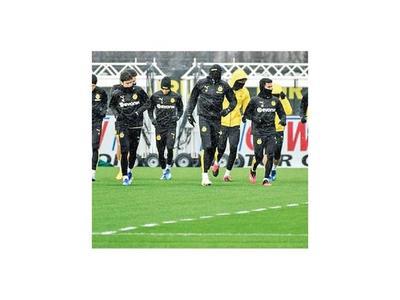Borussia retorna a los  entrenamientos