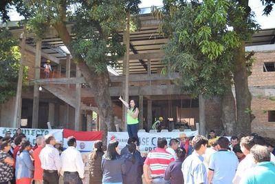 Construcción de hospital del IPS sigue paralizada