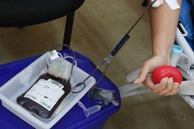 Urge donación de sangre para abastecer banco