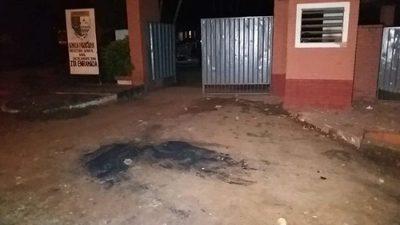 Paseros atacan base militar en Itá Enramada