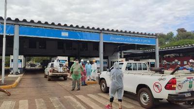Son 15 casos de CORONAVIRUS en la región FRONTERIZA
