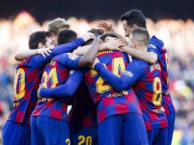 En Barcelona habrá rebaja y jugadores aportarán para los empleados