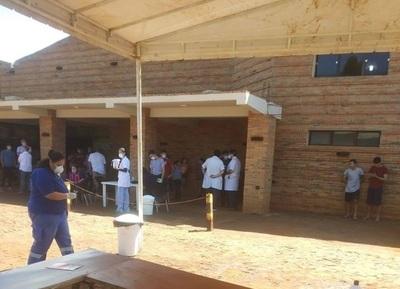 Fiscalía se constituyó en casa de retiro donde compatriotas guardan cuarentena