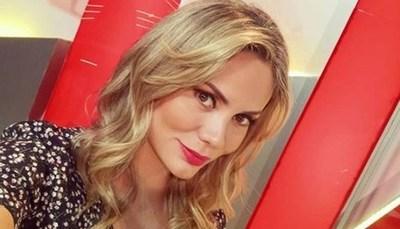 """Dahiana Bresanovich: """"Extraño los domingos con mi amor"""""""