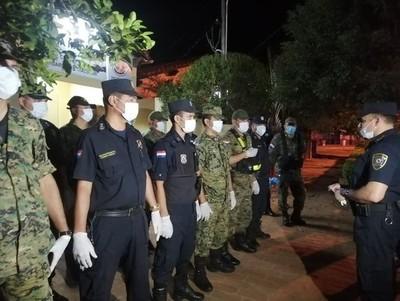Casi 200 detenidos por quebrantar la cuarentena: 'la gente empezará a tener miedo cuando comience a morir', afirman desde la Policía