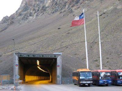 Paso fronterizo  de Chile se mantiene abierto para exportaciones