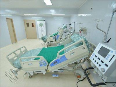 Salud prevé adquirir 300 camas de terapia para hacer frente al Covid-19