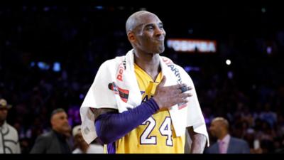Subastan la toalla de Kobe Bryant por USD 33.000