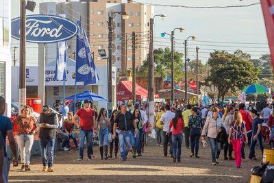Postergan Expo Santa Rita