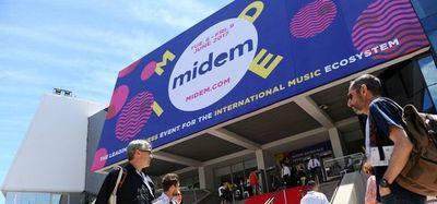 El mercado del disco Midem se celebrará en junio en formato digital