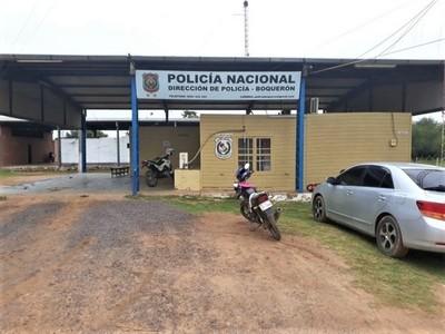 Detienen a cuatro personas bajo sospecha de abigeato en Loma Plata