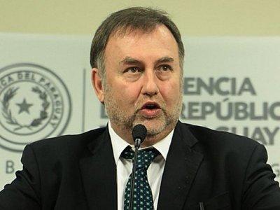 Marito recortó los sueldos en la función pública