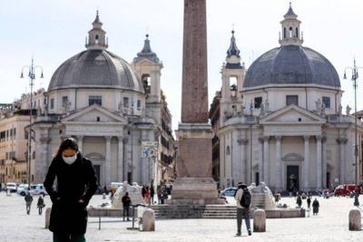HOY / Italia registra el menor número de contagios con coronavirus en veinte días