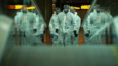 España supera a china en número de infectados por coronavirus