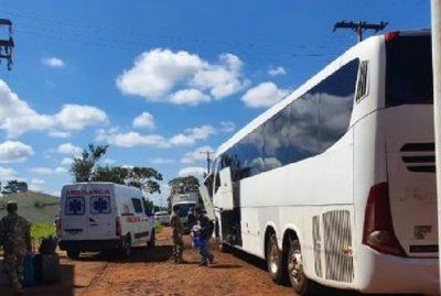 Luego de incidentes, paraguayos en cuarentena ahora están en un hotel