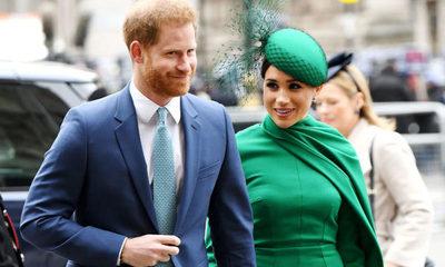 El Príncipe Harry y Meghan Markle comparten su último mensaje en Instagram antes de su transición