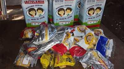 114.070 alumnos reciben kits de alimentos