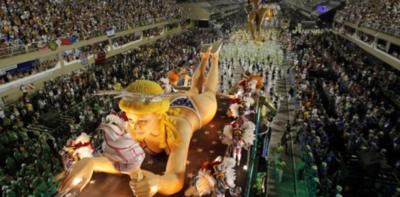 """HOY / El Carnaval de Río cede el sambódromo a los """"sin techo"""" por el coronavirus"""