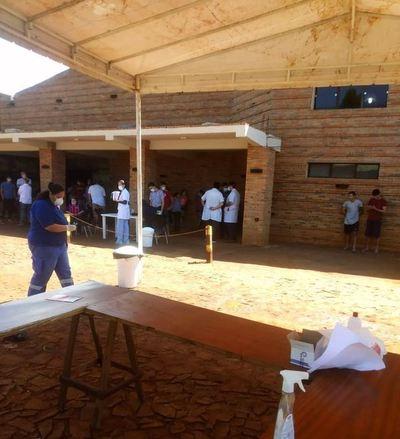 Paraguayos en cuarentena llegados del exterior denunciaron precarias condiciones del albergue