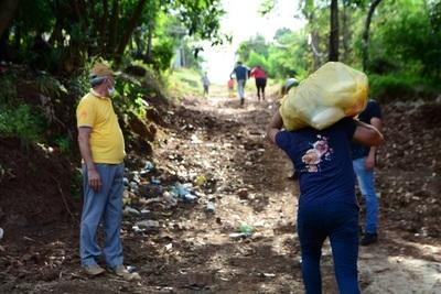 CDE: Más de 5 mil kits de alimentos ya fueron entregados