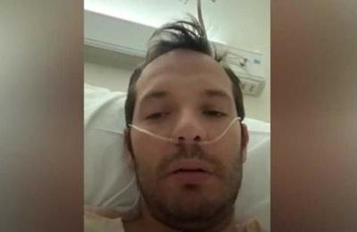 El relato de un paciente con covid-19: 'Me empecé a ahogar, a sentir el pecho duro, como yeso'