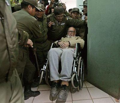 Fallece en Bolivia uno de los condenados por el plan Cóndor