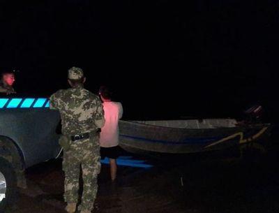 Arrestan a pescadores por transgredir medida
