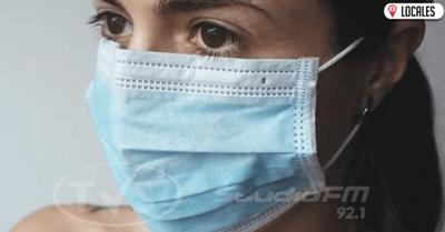 Tapabocas, solo para médicos o personas con síntomas