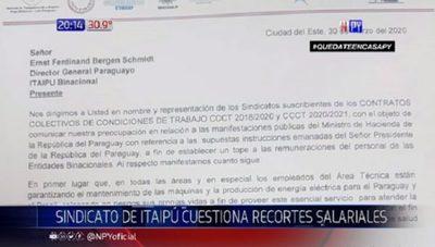 Fiscalía investiga amenaza de cortar energía de Itaipú