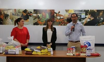 Inician entrega de 2700 kits de alimentos a trabajadores despedidos en el marco del COVID-19