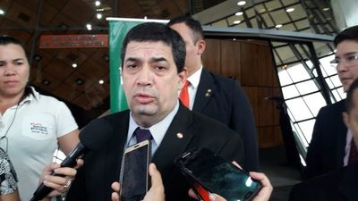 """Velázquez: """"Todos debemos estar de acuerdo para la reforma del Estado"""""""