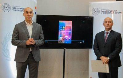 Salud y Mitic lanzan aplicación para pacientes en cuarentena