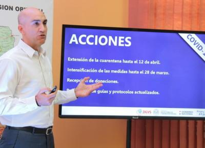 Paraguay registra su segundo paciente recuperado de Covid-19