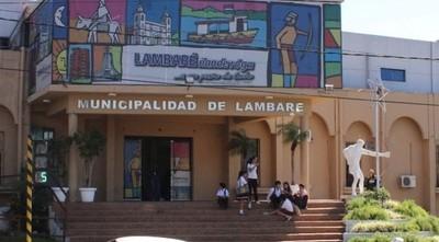 LAMBARÉ: Municipalidad despide a todos los funcionarios contratados