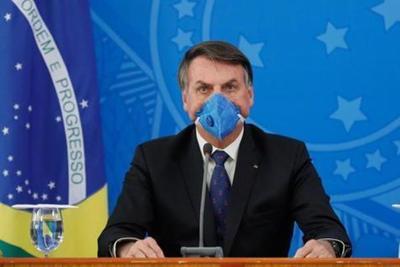 """""""El hambre mata más que el virus"""", Bolsonaro"""