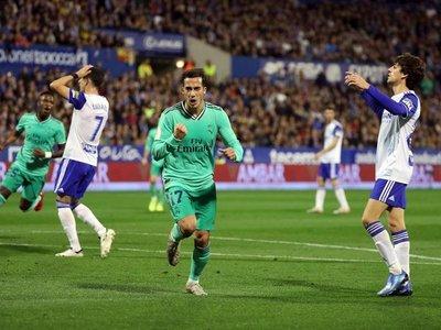 """Lucas Vázquez: """"Me encantaría jugar en la MLS"""""""