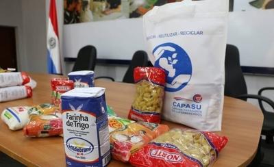 HOY / Ministerio de Trabajo entregará casa por casa kits de alimentos donados
