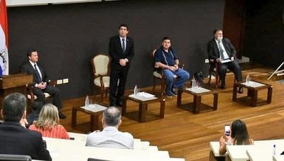 Se instaló el diálogo sobre la reforma estructural del Estado