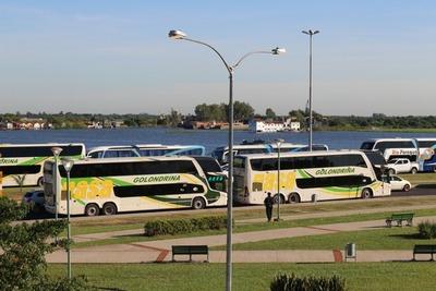 No habrá transporte público durante Semana Santa, por disposición de DINATRAN