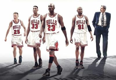 Se adelanta el documental de Michael Jordan