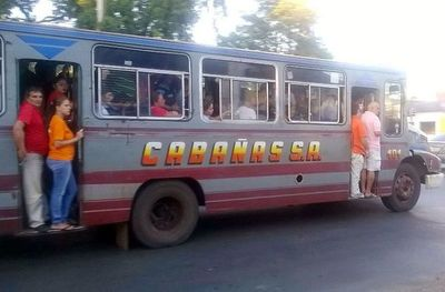 COVID-19: Dinatran dispone suspensión de circulación de buses durante Semana Santa