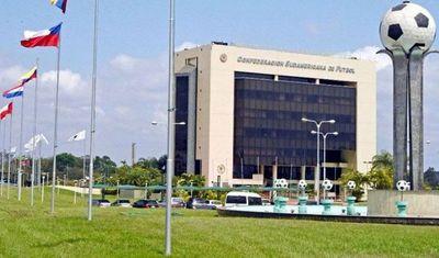 Congreso de Conmebol será por videoconferencia