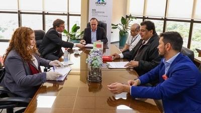 Fiscales se constituyeron en Itaipu Binacional por amenaza de sindicalistas