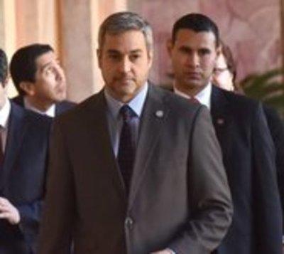 """Mario Abdo: """"Estoy decepcionado de los sindicatos de Itaipú"""""""