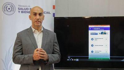 Presentan plataforma para control de pacientes con COVID