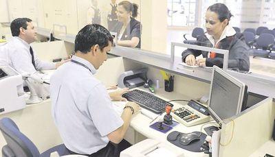 Ganancias de bancos disminuyeron 12% a febrero