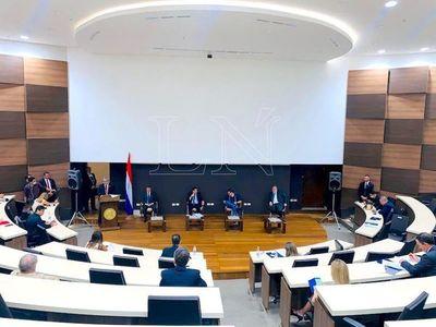 Primer encuentro de poderes y sectores sociales no arrojó resultados concretos