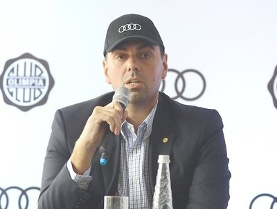 """""""El Olimpia va a volver más fuerte que nunca"""""""