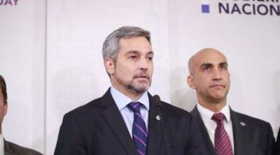 """Dura respuesta de Abdo a sindicalistas de binacionales: """"Me tendrán de enemigo"""""""